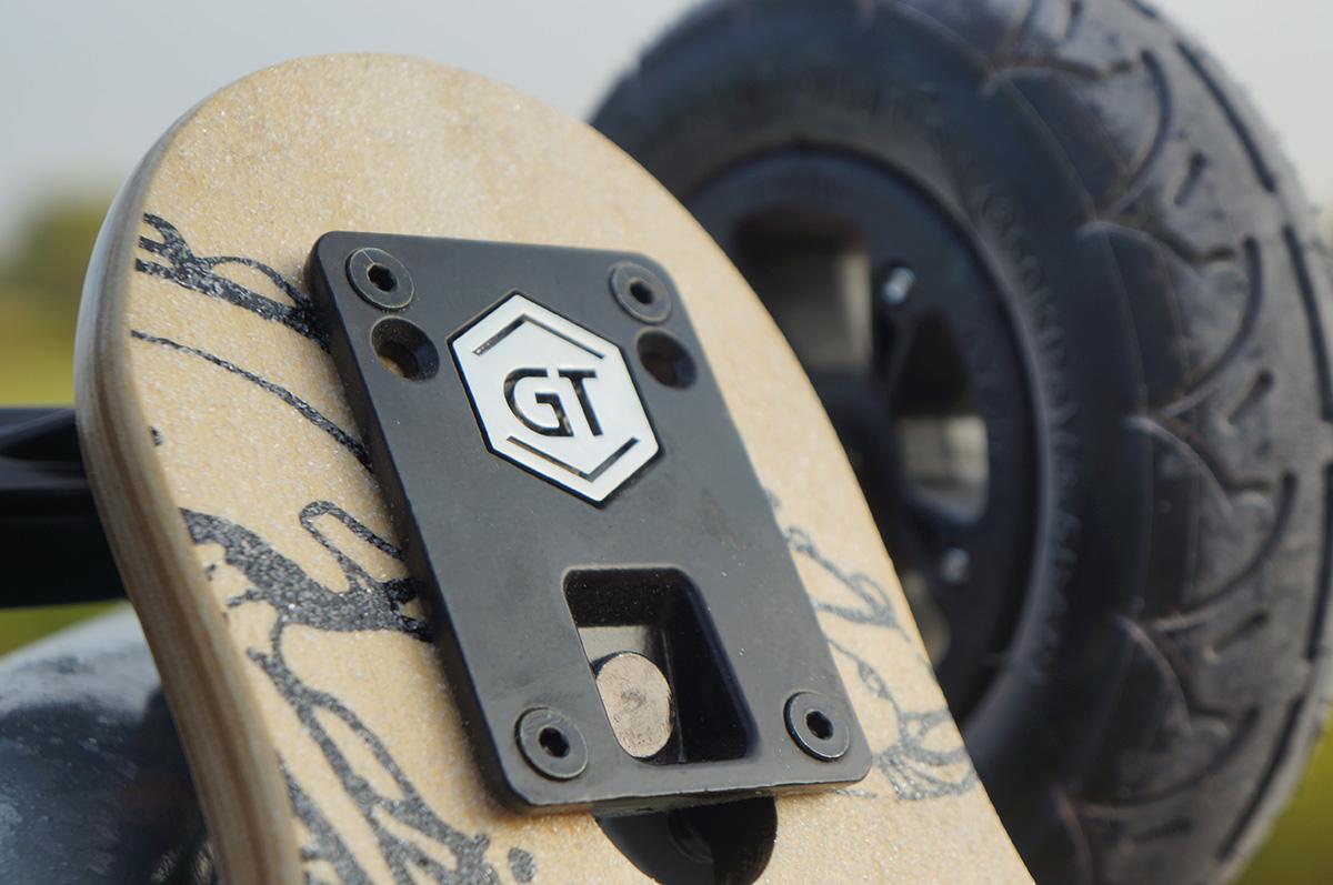Evolve GT Bamboo All-Terrain – Elektro Skateboard mit ordentlich Power