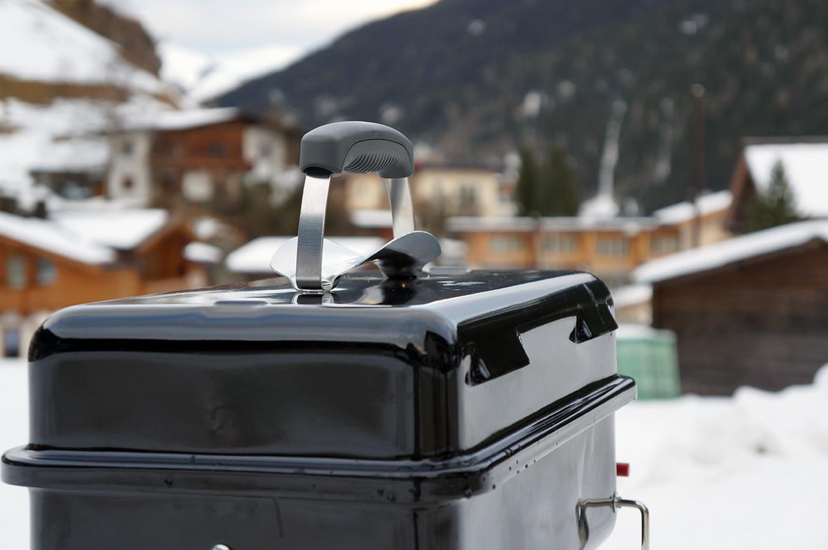 Weber-Go Anywhere Gas – der Grill für jetzt und sofort