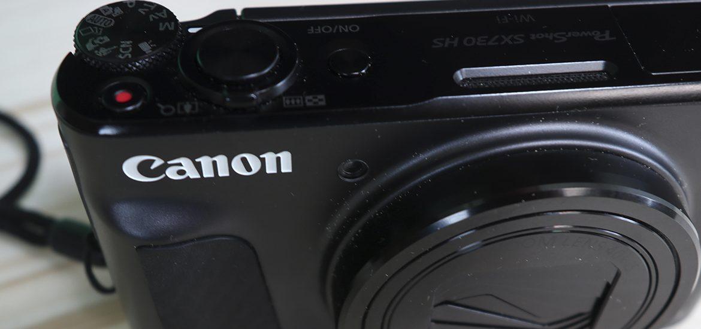 Canon PowerShot SX730 HS – kleine, kompakte Reisekamera