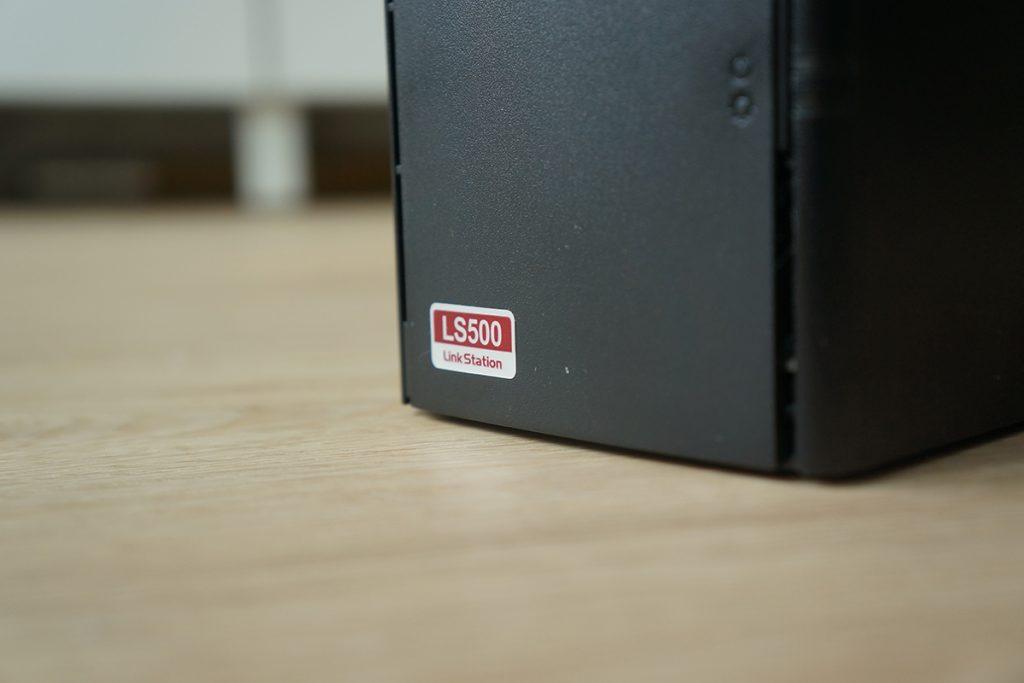 Buffalo LinkStation 520 – Netzwerkspeicher für das eigene Heimnetzwerk