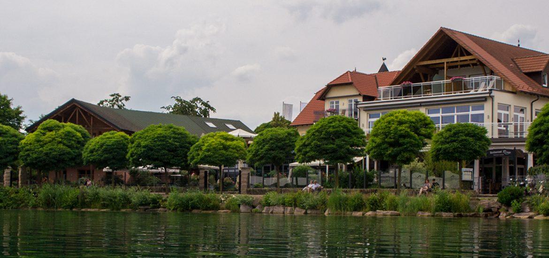Kurzurlaub in Bayern – Hubertushof Hobbach & Seehotel Niedernberg #BloggerSeeAuszeit