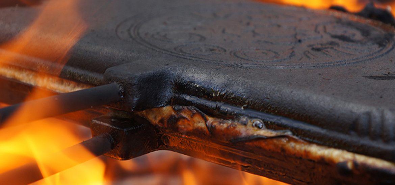 Waffeleisen von Petromax – Frische Waffeln vom Grill